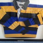 Framed rugby shirt