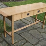 A console table by Martin