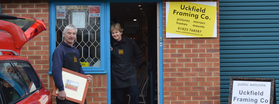 Who We Are Uckfield Framing Company Picture Framing In