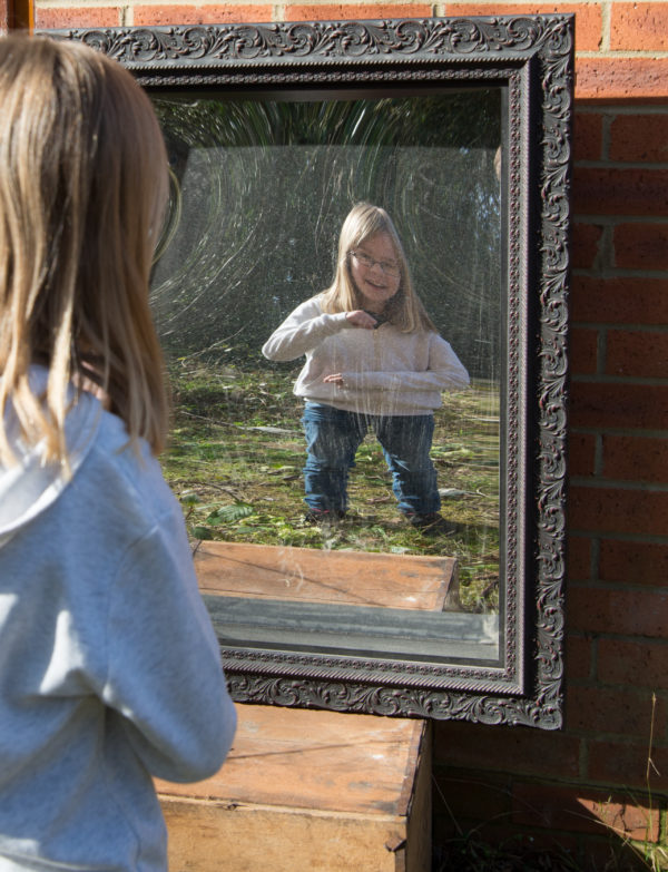 On reflection.. our funhouse mirrors « Frames « Uckfield Framing ...